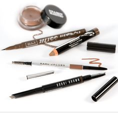 ARCHES OF TRIUMPH: Take a peek at these peak-perfecting brow innovations on The #Sephora Glossy>