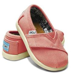 Toms on Zulily! These are adorable for spring!