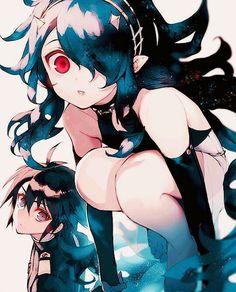 Asuramaru and Yuu ~ Owari no Seraph (Someone PLEASE explain to me how Asuramaru is a boy.)-----> Are you new to the strange laws of anime, my child? Manga Anime, Boys Anime, Manga Art, Anime Art, Anime Demon, Vampires, Vocaloid, Kawaii Anime, Chibi