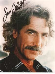 Some things have to be explained.  And yet, I don't think Sam Elliott has to be.