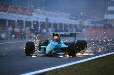 march f1 cars 1989 | Creative Commons Attribution-Noncommercial-No Derivative Works 3.0 ...
