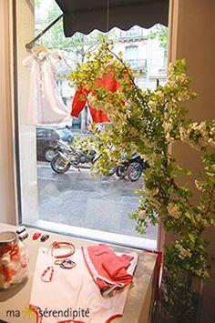 Nouvelle boutique Maloup à Paris
