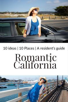 Let me show you some glimpses of romantic California. Here is a list of ten romantic places in California you will fall in love with. Canada Travel, Travel Usa, Travel Guides, Travel Tips, Romantic Travel, Romantic Vacations, United States Travel, California Travel, Travel Couple