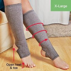 Motivated Men Women Leg Support Stretch Compression Socks Below Knee Socks Hot Z1 Outstanding Features Underwear & Sleepwears