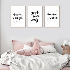 Never Before Told Story on Small Room Decor Bedroom Rose Gold That You Need to Read or Be Left Out - prekhome Room Decor Bedroom Rose Gold, Bedroom Wall, Small Room Decor, Office Wall Decor, New Room, Wall Prints, Positive Quotes, Wall Art, Inspiration Wall