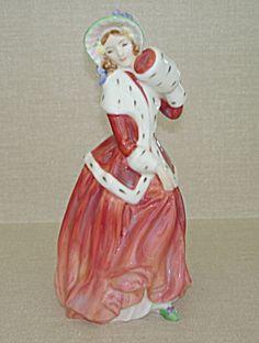 """Royal Doulton """"Christmas Morn"""" Figurine"""