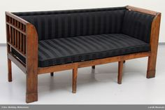 Sofa Divan Sofa, Museum, Couch, Furniture, Home Decor, Lounge Sofa, Settee, Decoration Home, Sofa