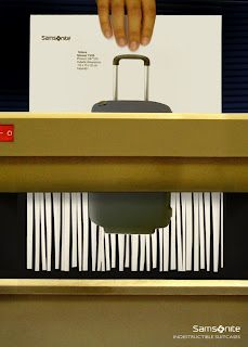 Samsonite Portal, Clever Advertising, Branding Design, Graphic Design, Inspiration, Madrid, Products, Charity, Advertising