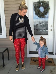how cute are they? Valentine's day leggings from LuLaRoe https://www.facebook.com/groups/LularoeLauraMiller/