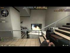 Counter Strike: Global Offensive Beta Gameplay Video | Office | P90 | Terrorist