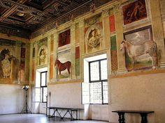 Mantova - Mantua (Palazzo del Té)
