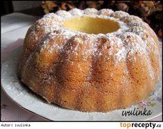 Babiččina třená bábovka - My site Pound Cake, Food Hacks, Baked Potato, Food And Drink, Bread, Baking, Breakfast, Ethnic Recipes, Desserts