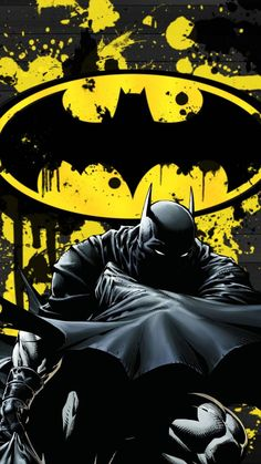batman Wallpaper by Trottstw - 16 - Free on ZEDGE™ now. Browse millions of popular batlogo Wallpapers and Ringtones on Zedge and personalize your phone to suit you. Browse our content now and free your phone Batman Wallpaper Iphone, Batman Comic Wallpaper, Batman Comic Art, Spiderman Art, Batman Arkham City, Batman Arkham Knight, Joker Batman, Batman The Dark Knight, Batman Dark
