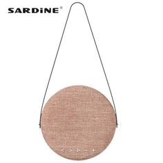 Foto 1 - Caixa De Som Bluetooth Sardine 17740 7