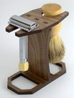Men's Health: Shaving Stands Help With Personal Hygiene