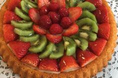 Tortenboden für Erdbeer- oder Obstkuchen