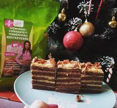 2 gramm szénhidrátot tartalmazó Marlenka ízű sütemény (gluténmentes, tejmentes, PALEO) – Éhezésmentes karcsúság Szafival