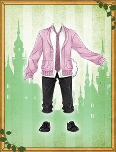 Shall we date? : Oz+ Dream Catcher event - Animatopoeia Panic!【Him】Bunny Style Outfit