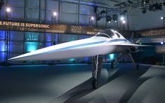 Business: This Aviation Startup Promises to Revive Supersonic Passenger Air Travel Executive Jet, Gulfstream Aerospace, Air Charter, Aviation Industry, Concorde, Air Travel, Yorkie, Fighter Jets, Aircraft