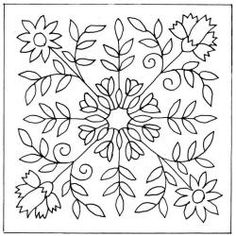 Free Patterns For Needle Punch Embroidery Floral Embroidery Patterns, Hand Embroidery Designs, Embroidery Art, Cross Stitch Embroidery, Punch Needle Patterns, Penny Rugs, Embroidery Needles, Wool Applique, Punch Art