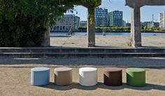 HopOp 500 by out-sider Urban Furniture, Sitting Area, Urban Design, Multifunctional, Outdoor, Offices, Om, Play, Colors
