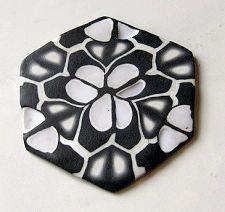 Kaleidoscope Cane Tutorials- Polymer Clay beads
