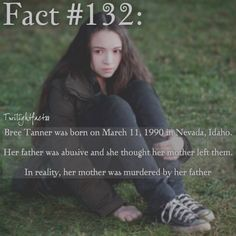 """709 Synes godt om, 4 kommentarer – Twilight Facts (@twilightfactss) på Instagram: """"~ Poor Bree. She never really got a chance. She was abused for most of her human life and for most…"""""""