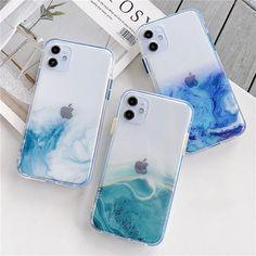 Pretty Iphone Cases, Cute Phone Cases, Iphone Phone Cases, New Iphone, Iphone Shop, Cool Cases, Phone Cases Marble, Marble Case, Iphone 7 Plus