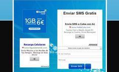 Smsgratisya, una práctica página para el envío de sms gratuitos