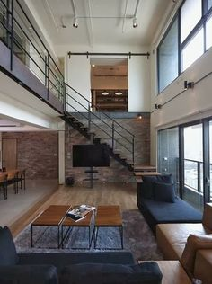 Architecture: Dream Houses, Living Room Ideas