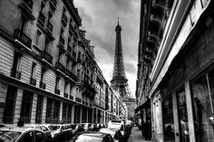 Paris captured by Marc Collins. Epic.