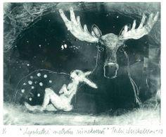 Terhi Mickelsson: Lepohetki metsänsiimeksessä