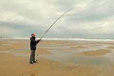 Les Landes, côté plage ou côté campagne ? - France - Aquitaine #landes #pêche #plage #littoral #fishing #beach