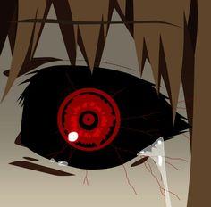Hinami / ghoul eye