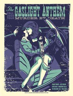 Gaslight Anthem - Fall 2009