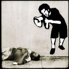 jualmsfotografia: Metabiótica - Graffiti e fotografia e sua intervenção no cotidiano
