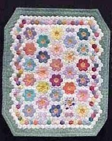 1000 images about grandmothers flower garden variations on pinterest flowers garden hexagons