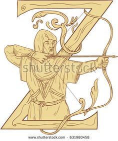 Drawing sketch style illustration of a norseman viking ...