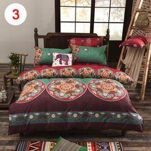 Brand new arriving 4Pcs/Set Bohemia Bedding Set Floral Bed Linens Full Duvet Cover Flat Sheet Pillowcase Queen King Size MYDING now for sale $US $38.34 with free postage  you'll discover this kind of piece together with much more at the online site      Buy it today in the following >> http://bohogipsy.store/products/4pcs-set-bohemia-bedding-set-floral-bed-linens-full-duvet-cover-flat-sheet-pillowcase-queen-king-size-myding/,