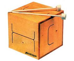 Cubongo 8 Tone Slit Drum 25cm cube