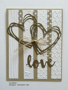 24 Stampin' Up! Card Ideas to WOW! Your Sunday! (Mary Fish, Stampin' Pretty The…