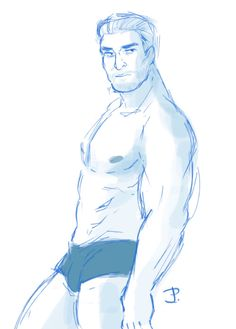 I don't play wow, but I hope this is okay i-phoenix!!! Archmage Khadgar in no. 1 undie