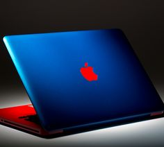 ColorWare Custom MacBook Air--Neeeeeeed this Computer Gadgets, Gadgets And Gizmos, Tech Gadgets, Macbook Pro 13 Case, Macbook Air, Leather Laptop Bag, Leather Case, Apple Coloring, Geek Tech