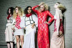 Nashville Fashion Week - O'More '12 graduate Jennifer Nina Evans