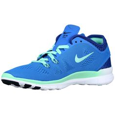 online store 8b59e a8d23 Nike Free 5.0 TR Fit 5 Breathe - Women s - Training - Shoes - Soar Deep  Royal Blue Black Green Glow