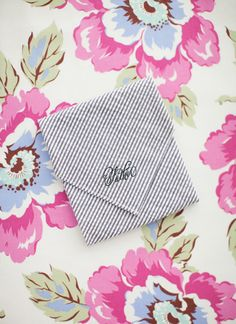 handkerchief for dad