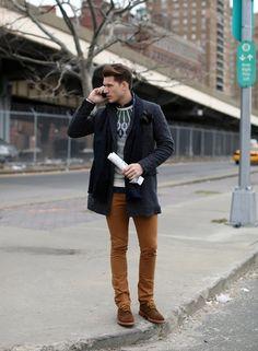 WHATEVER SWAG : Licença jeans, Sarja é a calça do Inverno.