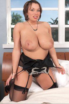 Big tits stockings and huge saggy boobs pics-4282