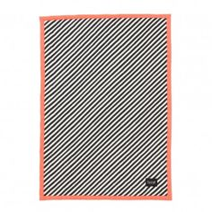 Couverture STRIPE QUILTED ROSE
