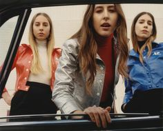Haim Announce Long-Awaited Sophomore Album, Share New Song